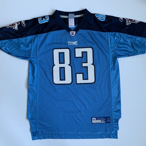 titans jersey numbers